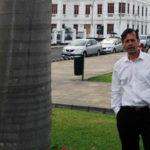 L'auteur place Matriz du Callao Lima à l'endroit où est mort Jim.