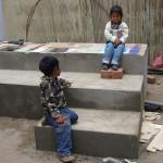 Villa El Salvador enfants
